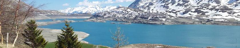 Bandeau lac du Mont-Cenis